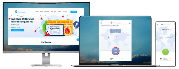 VPN Unlimited devices